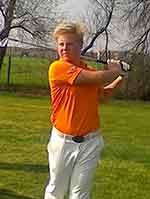 Golf OÖ Kader Lukas Hummer